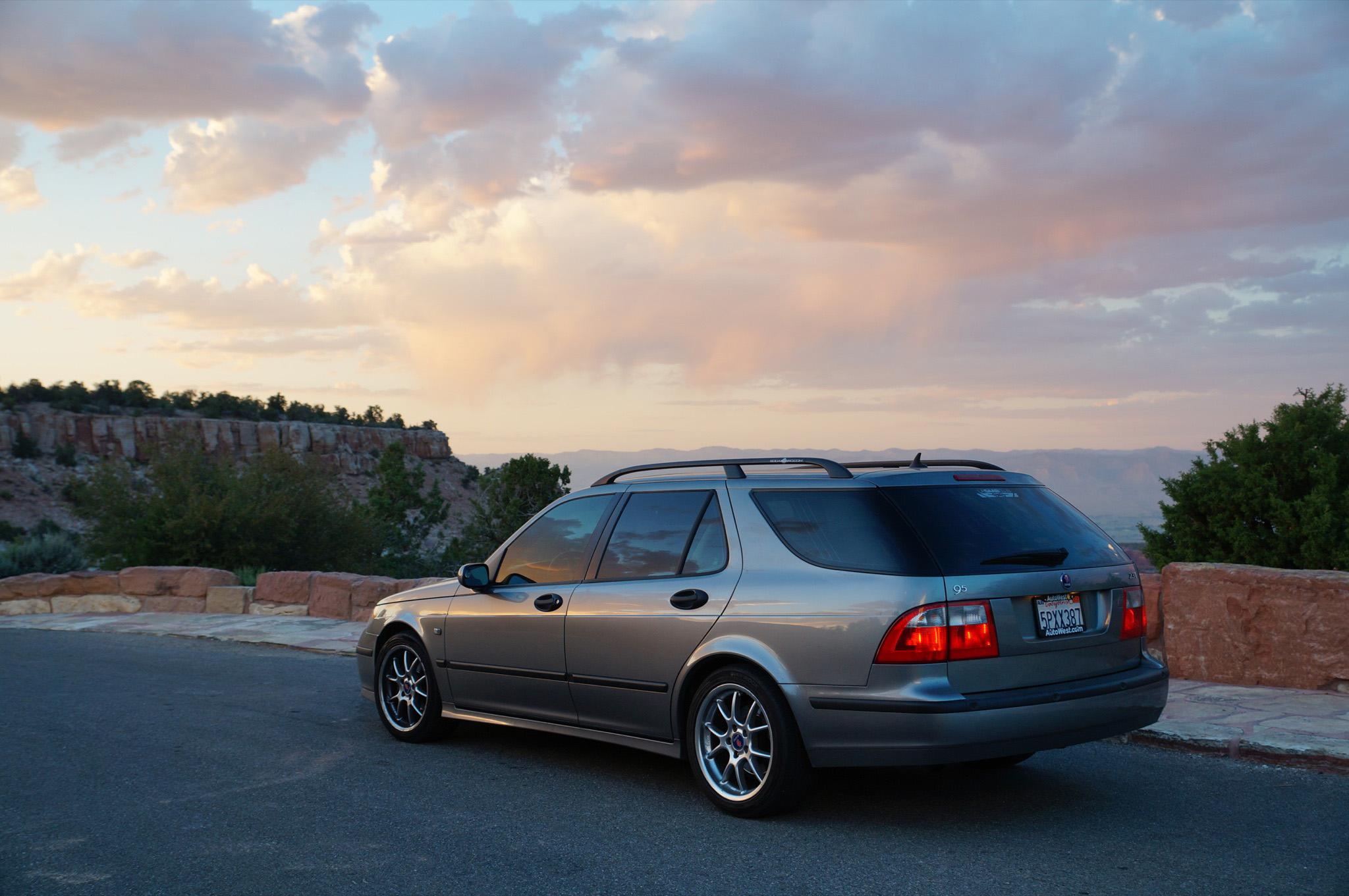 2005 saab 9 5 arc webb family auto service records
