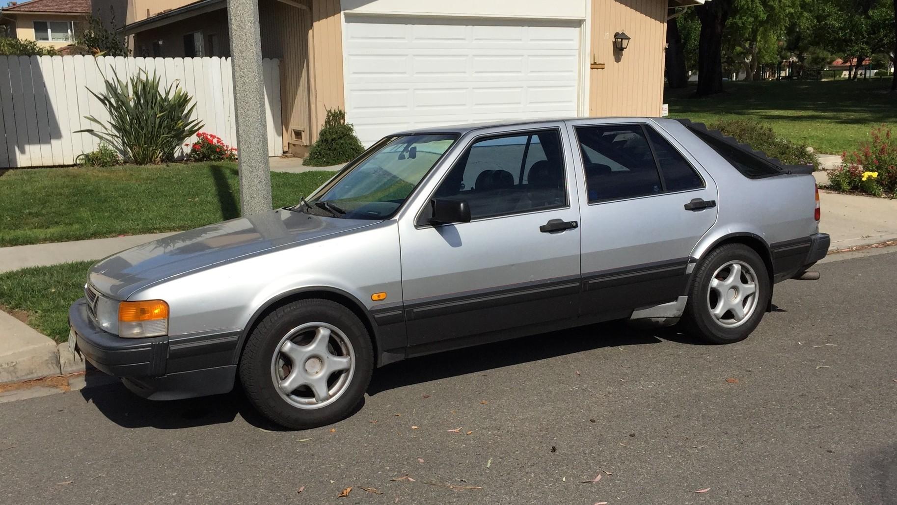 saab 9000 turbo 1986 webb family auto service records