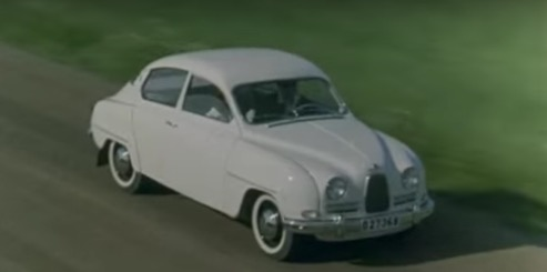 1960's saab commercial