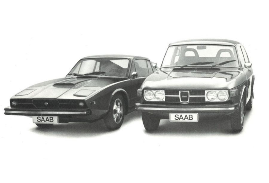 1974 SAAB brochure